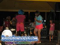 La Guanajeña y Los Porrones Carnaval de La Ceiba 2014