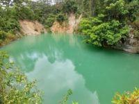 La Laguna Azul Ocotepeque Honduras