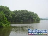 Laguna Negra La Ensenada Tela