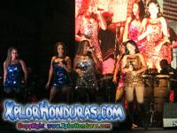 Las Chicas Roland El Sonidito Carnaval de La Ceiba 2014