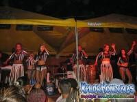 Las Chicas Roland El Sonidito Carnaval La Ceiba 2014