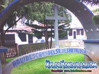 Leyenda El Cristo de Santa Lucia Portada