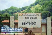 Mina Clavo Rico El Corpus Choluteca Honduras portada