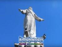 Monumento Cristo del Picacho Honduras