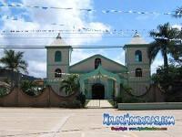 Municipio deTeupasenti El Paraiso Honduras Iglesia Catolica