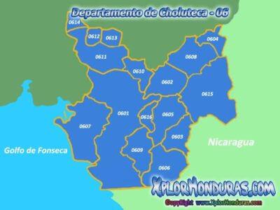Municipios de Choluteca Honduras foto
