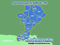 Municipios de Intibuca Honduras