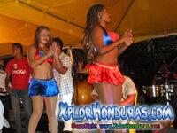 Punta Catracha Agrupacion Ls Carnaval La Ceiba 2014