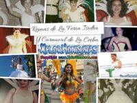 Reinas de La Feria Isidra y Carnaval de La Ceiba Honduras