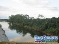 Rios entre La Ceiba y San Pedro Sula Rio Cuero