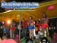 Ritmo Punta Agrupacion Ls Carnaval de La Ceiba 2014