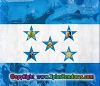 Simbolos Nacionales de Honduras