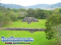 Sitios Arqueologicos de Honduras Portada