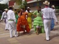 Tat Sap Cancion y Danza Folclorica Honduras