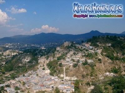 Tegucigalpa Francisco Morazan Honduras