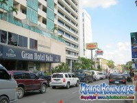 Transporte en San Pedro Sula Primera Calle