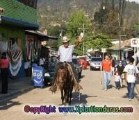 Valle de Angeles Honduras portada