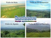 Valles de Honduras
