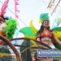 video Desfile de Carrozas Carnaval de La Ceiba 2013 Parte 3