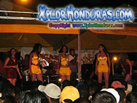 Video Chicas Zambat Carnaval de La Ceiba 2014