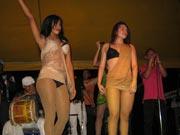 video Chicas zambat carnavalito barrio ingles carnaval La Ceiba 2013 Ho