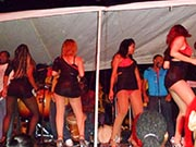 video chicas zambat carnavalito barrio la isla carnaval la ceiba