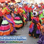 video desfile de carrozas carnaval la ceiba 2013 parte 1