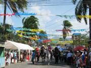 video desfile de carrozas carnaval la ceiba 2013 parte 2