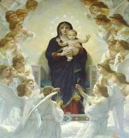 Virgen de los Serafines Fundacion de Teupasenti