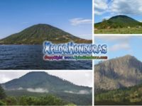 Volcanes de Honduras
